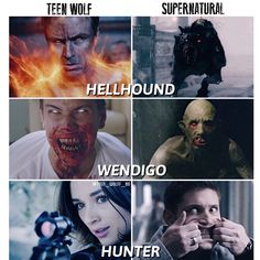 "That's a WENDIGO?! HAHAHAHAHAHHAHAHAHAHAHAHAHA teen drama's NEED to stop trying to make everything ""attractive"" like, chill"