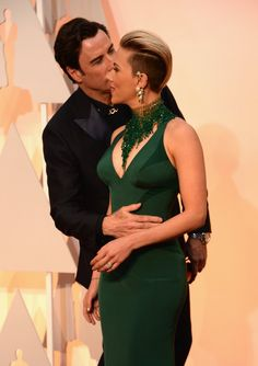 Pin for Later: Wait, What Happened Between Scarlett Johansson and John Travolta?