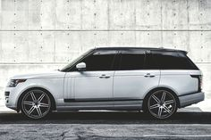 Visit The MACHINE Shop Café... ❤ Best of SUV @ MACHINE... ❤ (Range Rover Vogue by A.Kahn)