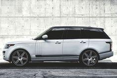 Visit The MACHINE Shop Café... ❤ Best of SUV @ MACHINE... ❤ (Range Rover Vogue by A.Kahn)
