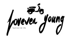 #my #blog #my #logo #go #and #see #amazing #fashion #and #life #foreveryoung #vespa #black #and #white Young Fashion, Forever Young, Vespa, Typo, Black And White, Reading, Blog, Life, Wasp