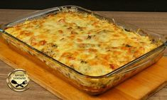 Greek Recipes, Pork Recipes, Cooking Recipes, The Kitchen Food Network, Savory Muffins, Savoury Pies, Food Network Recipes, Finger Foods, Macaroni And Cheese