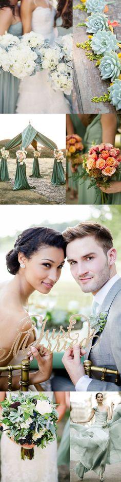 Inspiration for Gray Jade Weddings