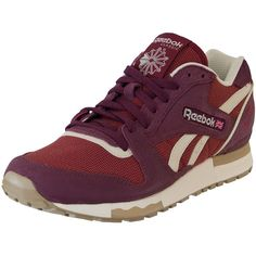 Sneaker Reebok GL 6000 cardinal/maroon ★★★★★