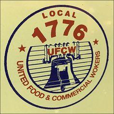 Retail Workers Unite Union-Shop Label