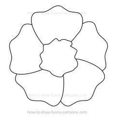 draw flower patterns How to Draw A Poppy - Learn how to draw a poppy using this simple drawing tutorial filled with basic tips and techniques. Poppy Flower Painting, Poppy Drawing, Easy Flower Drawings, Easy Drawings, Poppy Craft, Poppies Tattoo, Poppy Pattern, Watercolor Projects, Flower Coloring Pages