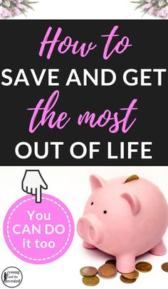 Learn how we save the MAX in our retirement accounts each year and how we did it by controlling our money. We save money because it enables us to get the most out of life and keeps our future safe. Ways To Save Money, Money Tips, Money Saving Tips, Money Budget, Savings Plan, Managing Your Money, Investing Money, Budgeting Tips, Finance Tips