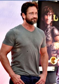 I've said it before and I'll say it again....Gerard Butler is magnificent. ❤️