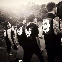 Crown the empire vest.....I wish band merch was free