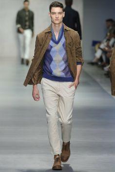 Men's Fashion   Ermanno Scervino   Spring Summer 2014