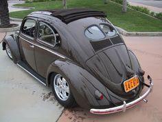 Fusca Classic: VW