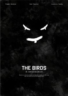 Minimal Movie Poster by Roberto Spagnolo, via Behance