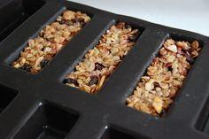Côté recette cette semaine: Des barres de céréales faites maison. | E-TV
