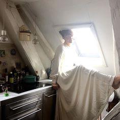 Helena's Copenhagen flat/home, interior style