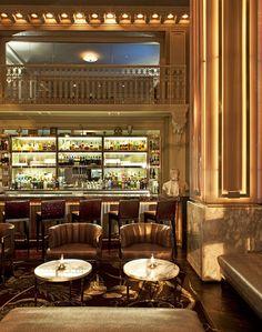Livingston Restaurant + Bar @ Georgian Terrace Hotel on Behance