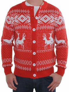 Men's Ugly Christmas Sweaters | Christmas Gifts for Everyone