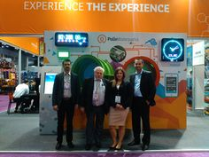 The IAAPA 2016 Expo was a huge milestone in our career. Besides of appearing on the international stage, it had some appearance in the Hungarian press too. Attraction, Stage, Career, Aqua, Carrera, Water