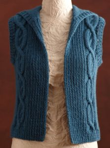 Grandmother's Pattern Book » Pretty Vests to Knit for Spring – free patterns