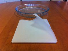 Liian hyvää: Niksi leivinpaperiympyrän leikkaamiseen Jamie Oliver, Plastic Cutting Board