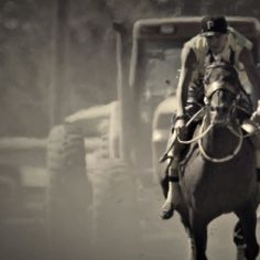 """Experience for yourself one of most exciting and dangerous forms of horse racing when """"Indian Relay"""" premieres this Monday on #IndependentLens. via #Instagram"""