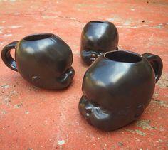 ▲ Cup Baby Face ▲ #pottery #experimental #VioArtStudio #hightemp
