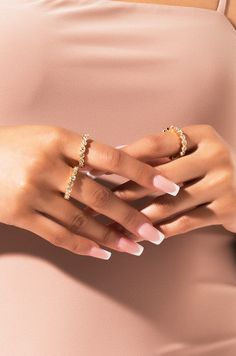 Outstanding Cute acrylic nails are readily available on our internet site. Take a look and you wont be sorry you did. French Tip Acrylic Nails, Classy Acrylic Nails, Square Acrylic Nails, French Manicure Nails, Best Acrylic Nails, Classy Nails, Stylish Nails, Square Nails, French Nails