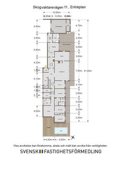 Entréplan Floor Plans, Diagram, Floor Plan Drawing, House Floor Plans