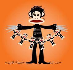 I love Paul Frank