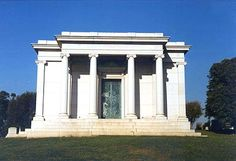 Spreckels Mausoleum - San Francisco, CA (Colma) Grave Markers, Throughout The World, Case, Cemetery, Art Sketches, Gazebo, San Francisco, Exterior, Outdoor Structures