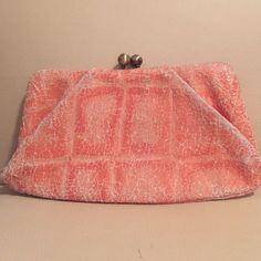 Memorial Day Sale! Pink distressed Hobo clutch - only used a few times! In great condition. HOBO Bags Clutches & Wristlets