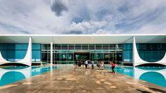 Oscar Niemeyer, Gonzalo Viramonte · Palácio da Alvorada, 1958