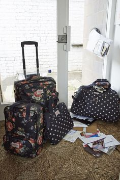 Take a trip, pack beautifully | #CathKidston