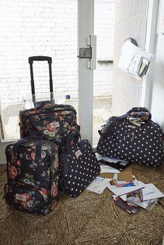 Take a trip, pack beautifully | #CathKidston
