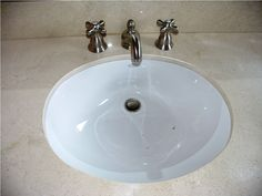 Decorative Bathroom Undermount Sinks For Home And Professional Use. Such  Sinks May Be Made Of Different Material And In Various Configurations.