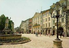 The Market Square.