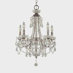 girl contemporary chandeliers