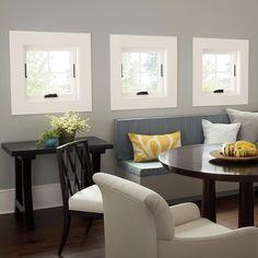 love the casement windows