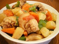 Pininyahang Manok Filipino Dish #Foods #Recipes #Chicken #Philippines