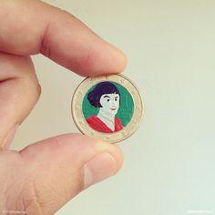 Cultura pop em moedas por André Levy