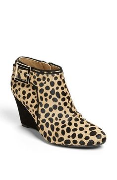 Gotta haves!!  Cute bootie & named after me & my sister!!!  How cool is that.  Winnona & Lee!!  Isaac Mizrahi New York 'Winonalee' Bootie available at #Nordstrom