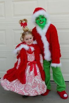Cindy lou who halloween costume contest at costume works i love how they did cindy lous hair kids grinch costumewhoville solutioingenieria Choice Image