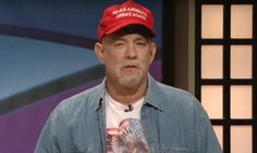 Tom Hanks Takes On His Toughest Role Yet As A Donald Trump Supporter For 'SNL' | Huffington Post