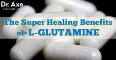 New research is proving that L-Glutamine Benefits leaky gut, cancer, bodybuilding, runners speed, diabetes and reduces sugar and carb cravings. L-Glutamine