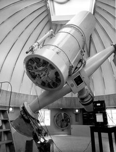 50 Inch Telescope at Mount Stromlo Observatory
