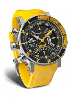 Reloj Cronografo Cuarzo Vostok Lunokhod 2 Sumergible | Relojes Gel | TuTunca.es