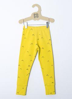 PAPU Teltta leggingsit 98/104cm (32e)