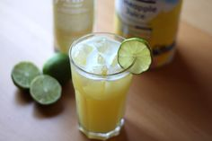 Barefeet In The Kitchen: Pineapple Coconut Sour