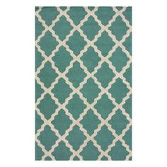 Meknes Trellis 7'6x9'6 Spa Blue, $379, now featured on Fab.