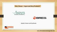 When we buy any products we prefer quality and price. Top brands like Aspen & Brig always known for their best quality and standard. Products that works for long time, no need to change.