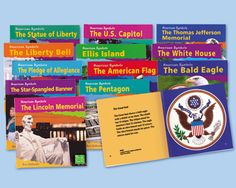 American Symbols Photo Book Series
